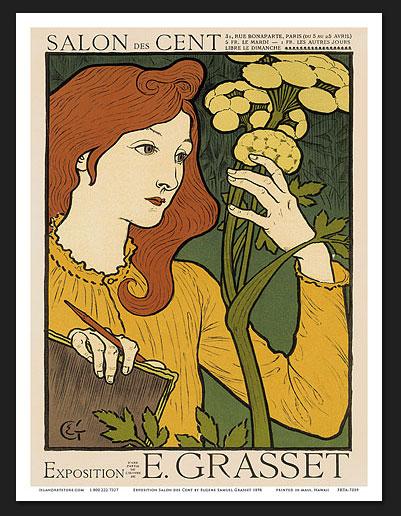 Eugene Grasset (Salon des Cent).