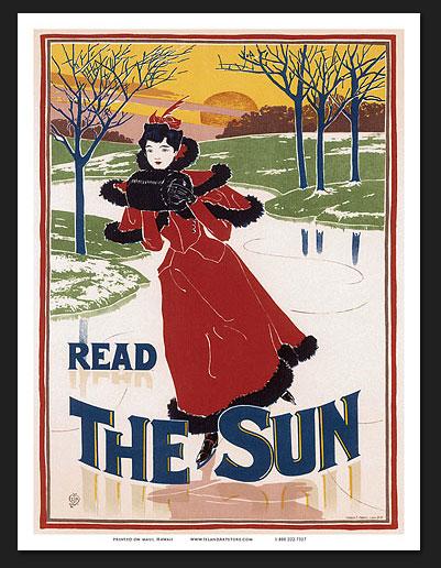 Louis John Rhead, Read the Sun, 1900