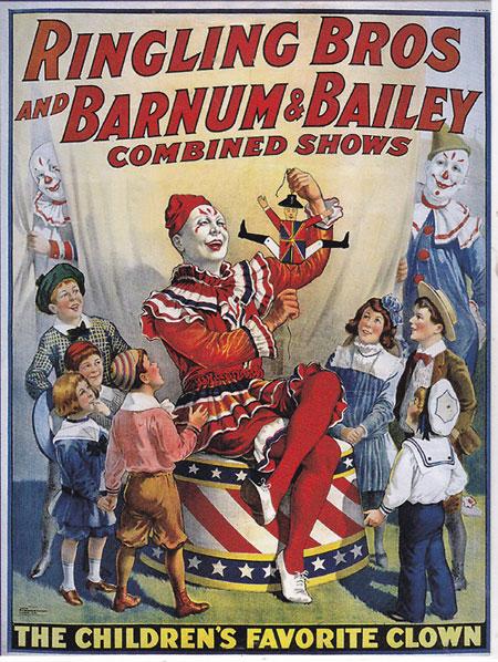 Ringling Bros. and Barnum & Bailey, ca. 1900