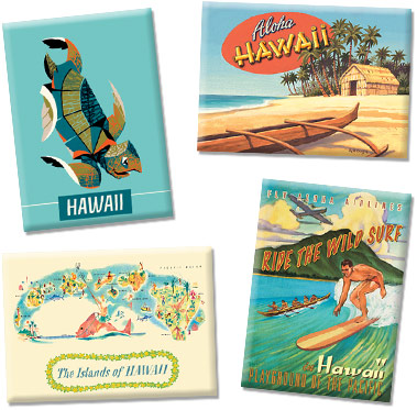 Hawaiian Magnets