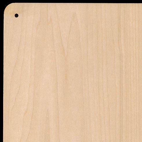 Wood Sign back side texture detail