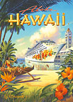 Pride of Hawaii - Hawaii Magnet