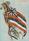 Hawaiian Flag - Hawaii Magnet