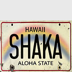 Shaka - Hawaii Magnet