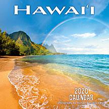 Hawaii Landscapes - 2020 Deluxe Hawaiian Wall Calendar